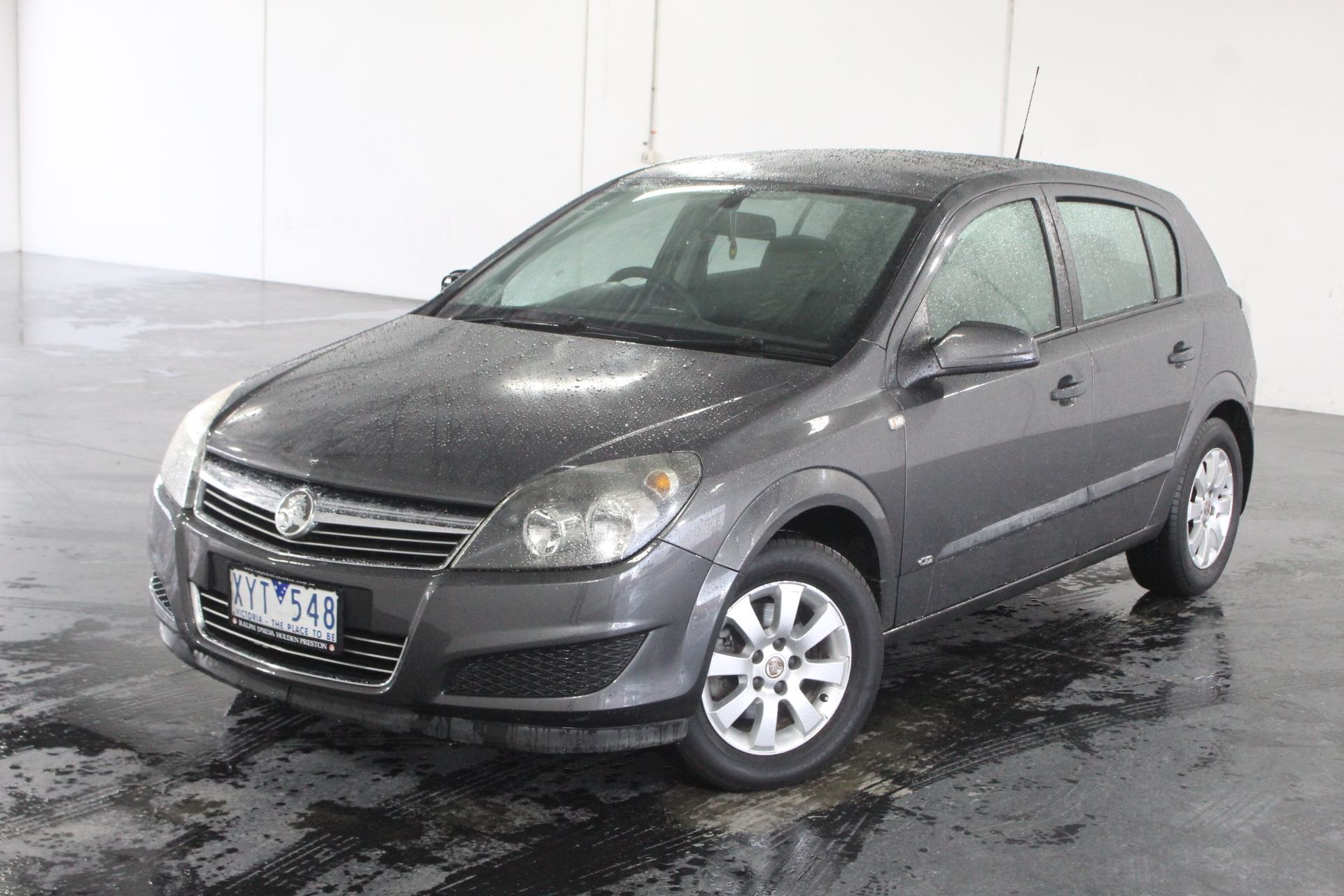 2009 Holden Astra CD AH Automatic Hatchback (WOVR-Inspected)