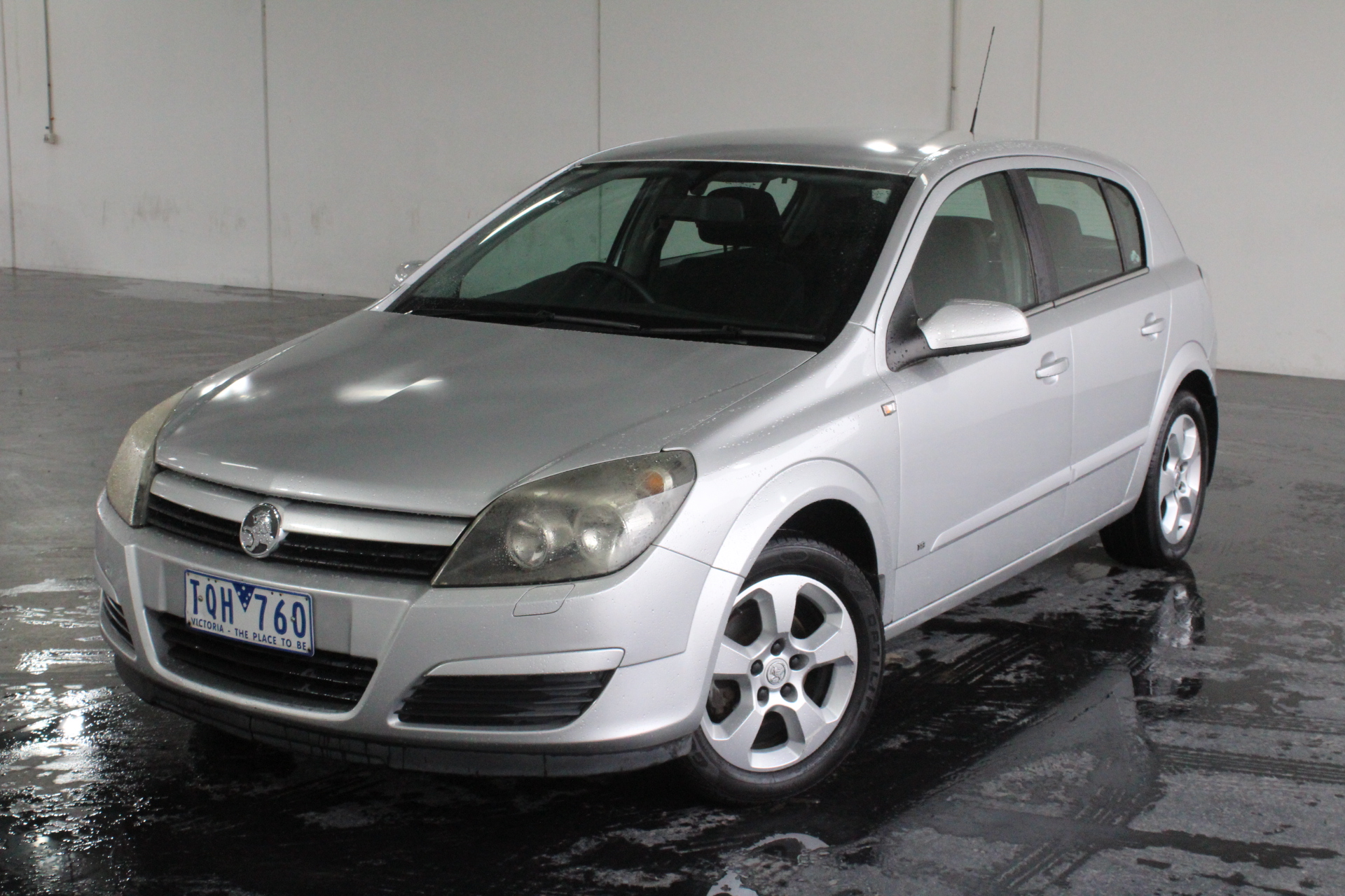 2005 Holden Astra CDX AH Automatic Hatchback