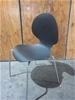 5 x Black Vogue Chairs