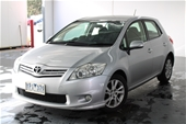 Unreserved 2011 Toyota Corolla Ascent ZRE152R