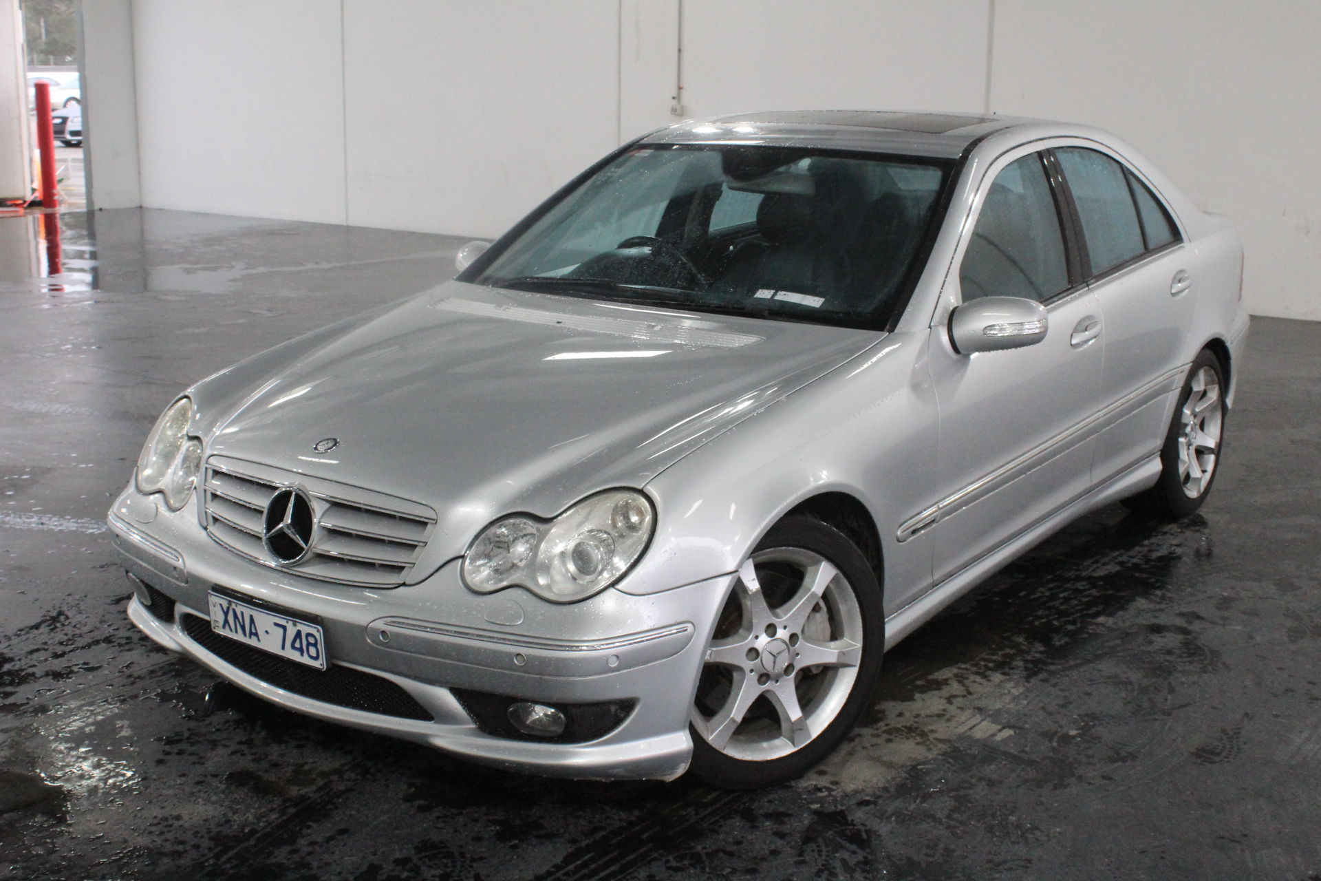 2005 Mercedes Benz C200 Kompressor W203 Automatic Sedan