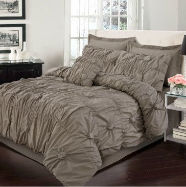 Renee Double Bed Quilt Cover Set by Anfora