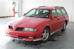 2002 Mitsubishi Magna Sports TJ II Autom