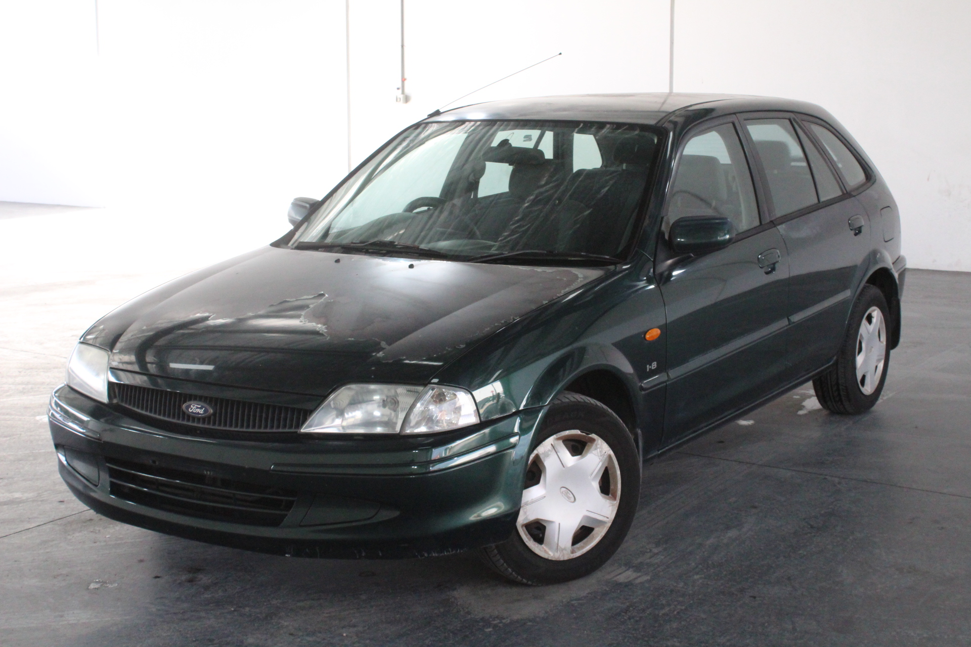 1999 Ford Laser GLXI KN Automatic Hatchback