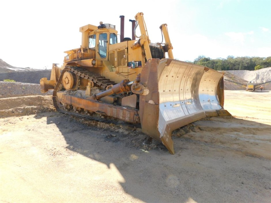 1995 Caterpillar D11N Dozer