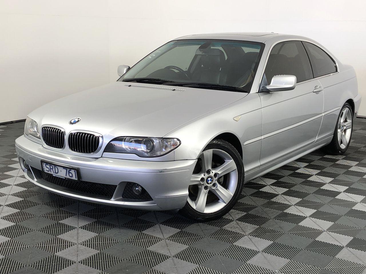 2004 BMW 320Ci E46 Automatic Coupe