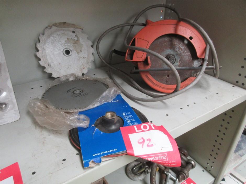 Skill Shop Circular Saw and Saws