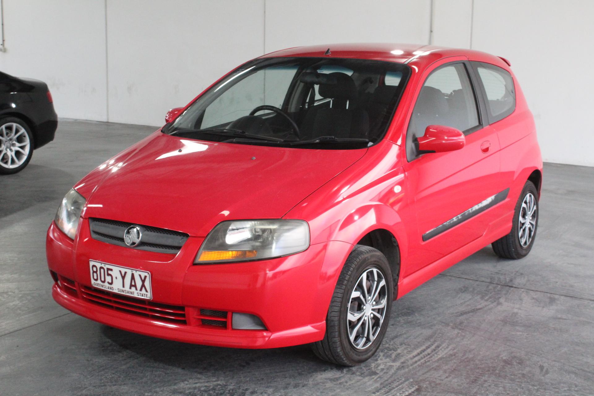 2008 Holden Barina TK Manual Hatchback