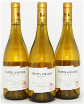 Barton & Guestier Pouilly-Fuisse Chardonnay 2012 (3x 750mL), Burgundyce