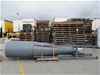 <b>Cyclone for dust supression, 5.3m H footprint at base 800mm x 800mm</b>