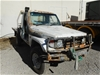 2000 Toyota Land Cruiser HDJ79R 4WD 3 seater Ute