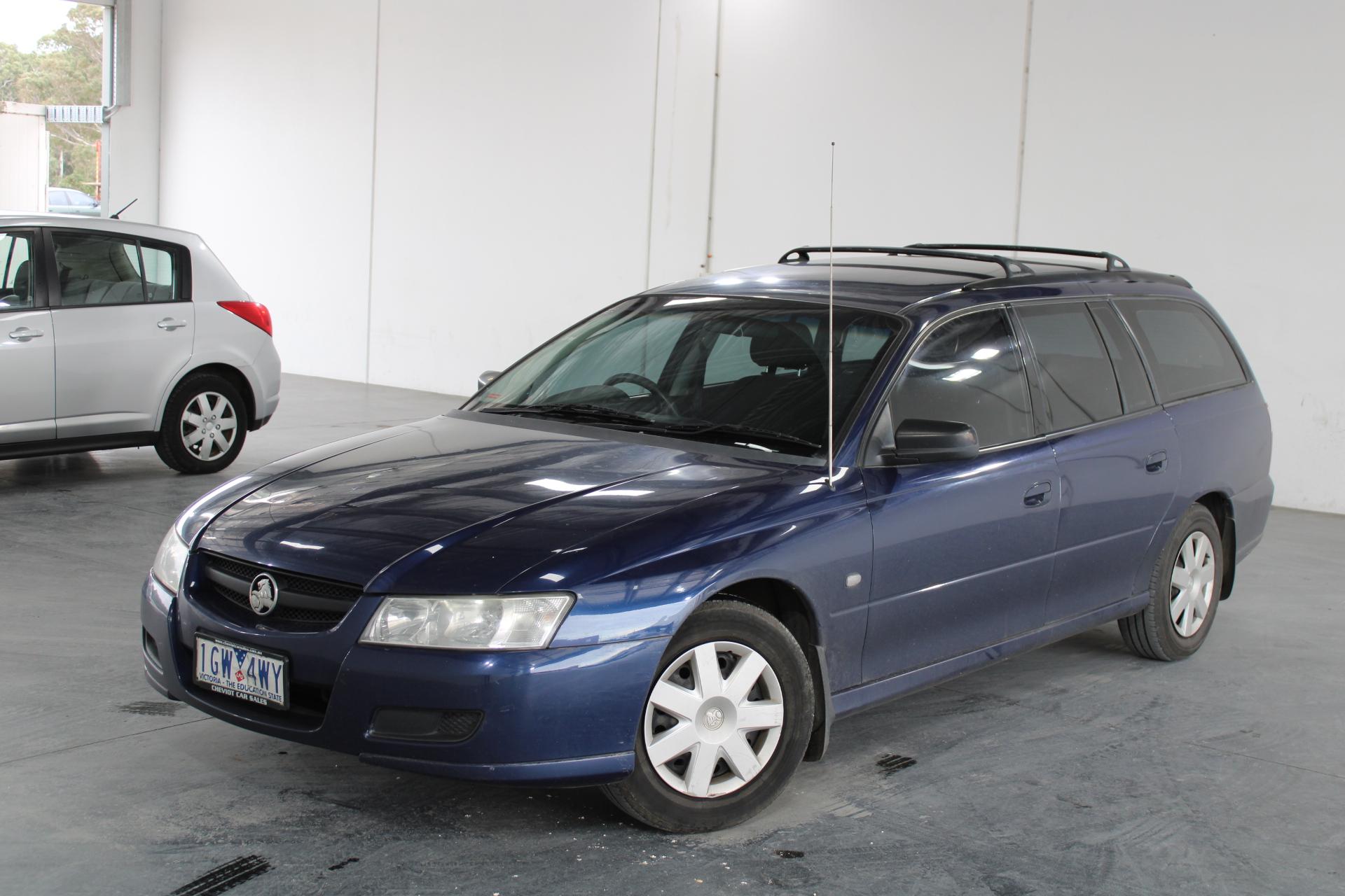 2006 Holden Commodore Lumina VZ Automatic Wagon