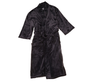 GLOSTER Ladies Dressing Gown, Size S/M,