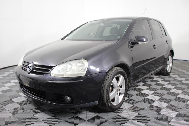 2008 Volkswagen Golf Pacific T/Diesel Auto Hatchback (WOVR Passed)