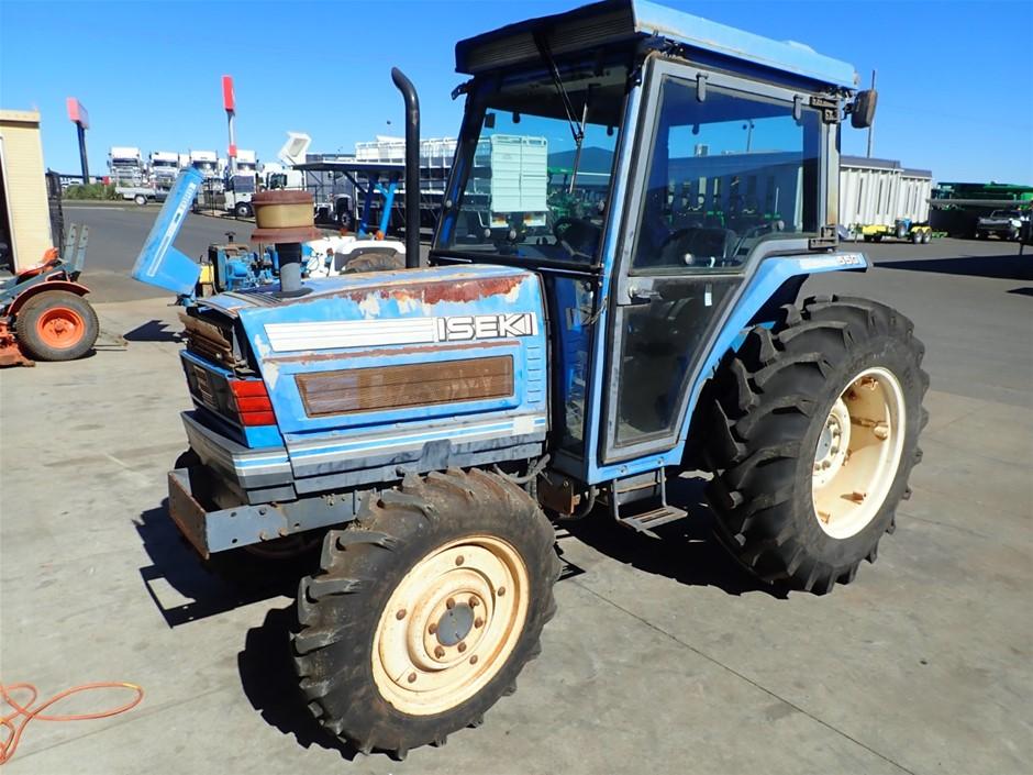 Iseki TA 550 F Tractor