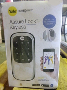 Yale YRD446NRSC Assure Lock Keyless with