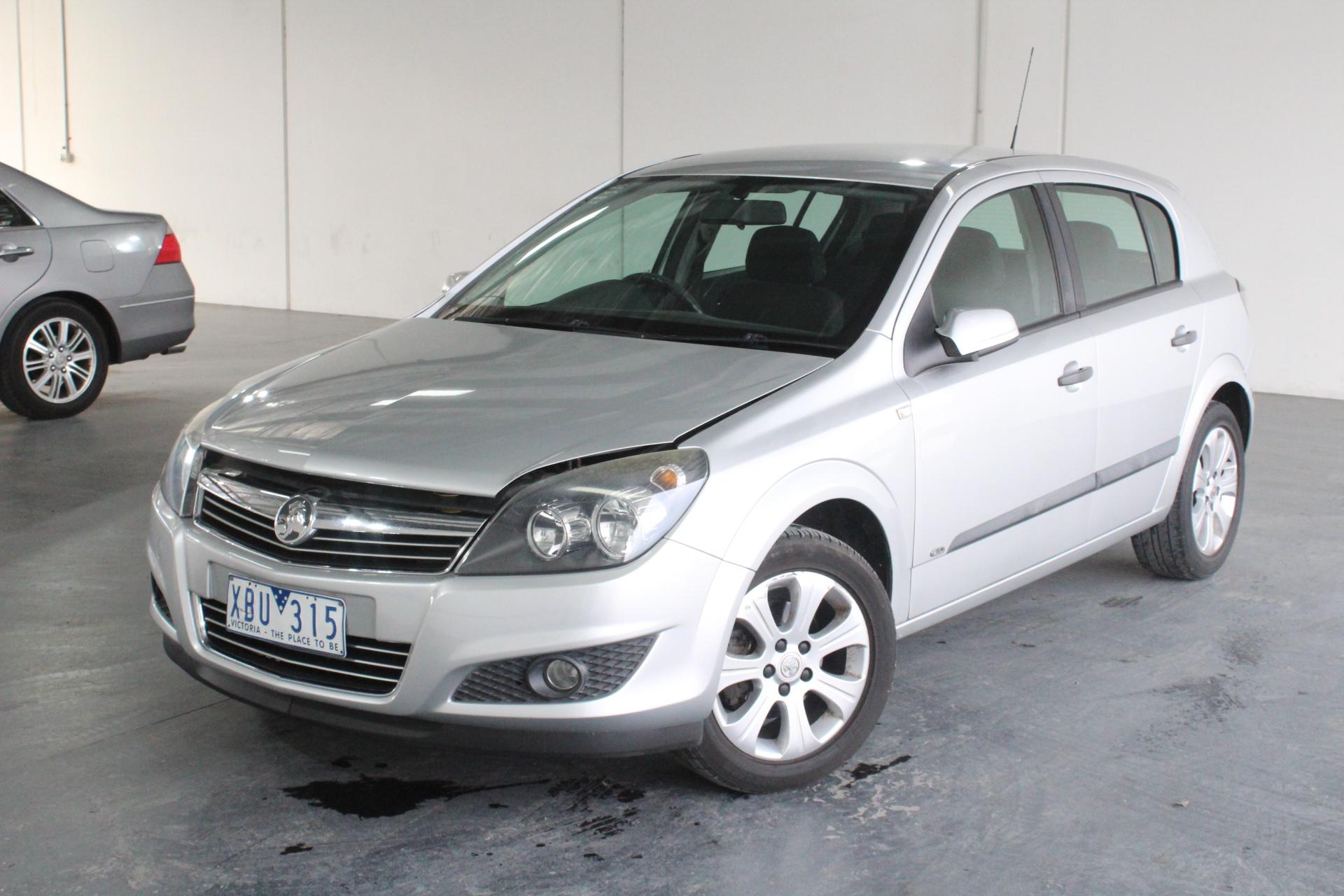 2009 Holden Astra CD AH Manual Hatchback