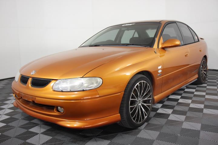 1999 Holden Commodore VT SS Automatic Sedan