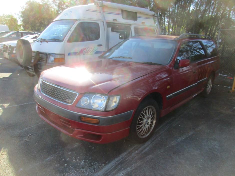 1997 Nissan Stagea RWD Automatic Wagon