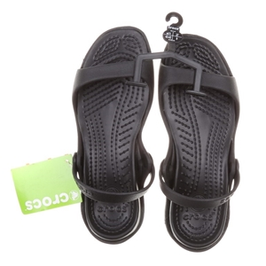 2 x Pairs of Ladies CROCS Relax Fit Sand