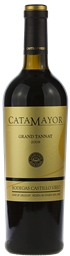Castillo Viejo Catamayor Grand Tannat  2009 (6 x 750mL), San Jose, Uruguay