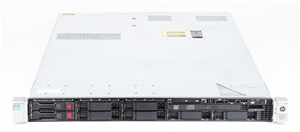 HP DL360p Gen8 Rackmount Server - 16 Cor