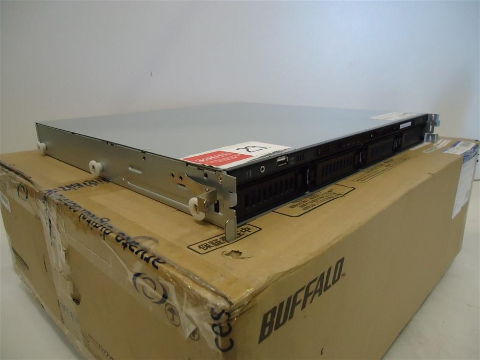 BUFFALO INC RACKMOUNT TERASTATION TS-RXL