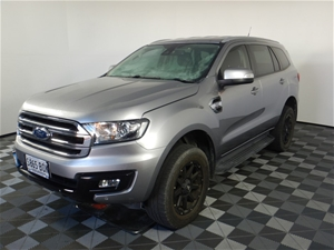 2017 Ford Everest Trend 4WD UA Turbo Die