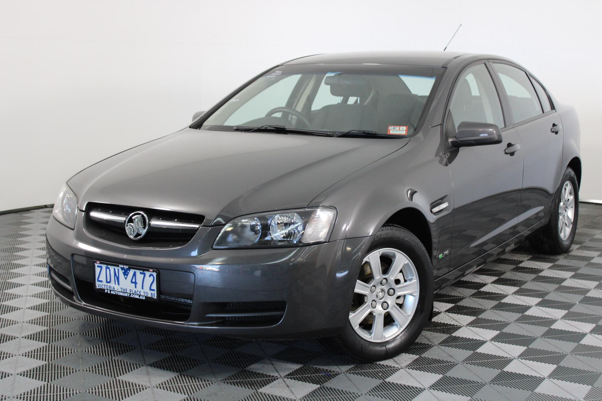 2010 Holden Commodore Omega VE LPG Automatic Sedan
