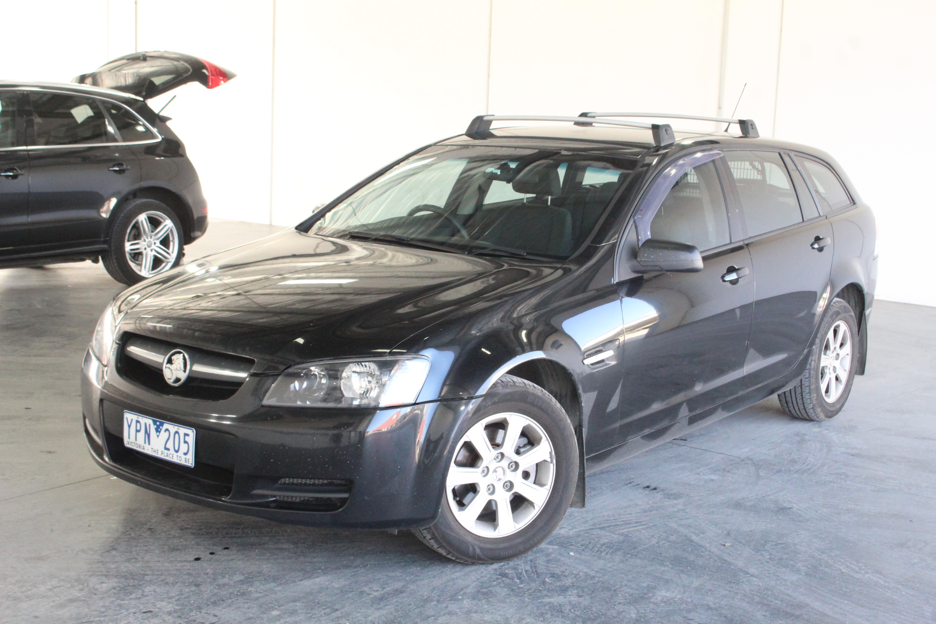 2008 Holden Sportwagon Omega VE Automatic Wagon