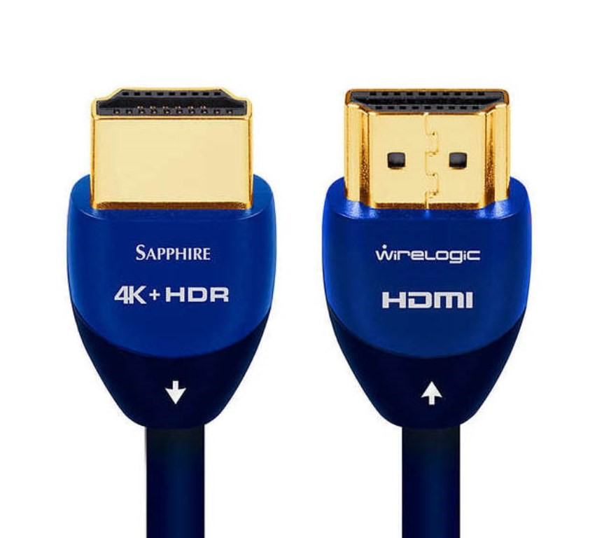 2 Pack WIRELOGIC HDMI Cables 3.6M, 4K Ultra HD. Model WLCC2016. N.B Package