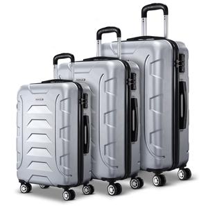 Wanderlite 3PCS Carry On Luggage Sets Su