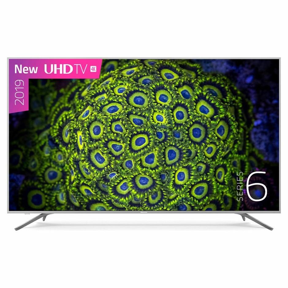 Hisense 75R6 75 Inch Series 6 4K UHD HDR Smart LED TV