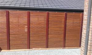 4 x 1800 X 900 Merbau type- hardwood scr