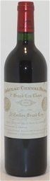 Chateau Cheval Grand Cru Blanc 1995 (1x 750ml),Saint Emilion. Cork closure.