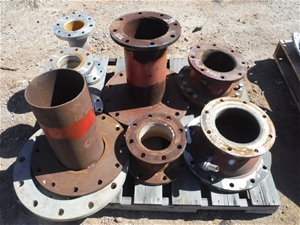 Pallet of Pipe Fittings & Reducers
