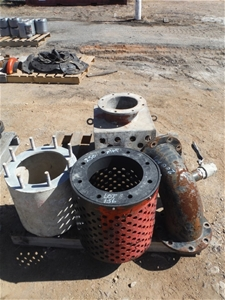 Pallet of Strainers