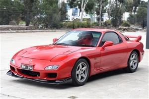 Mazda Rx7 Fd >> 2001 Mazda Rx7 Fd Series 8 Manual Coupe
