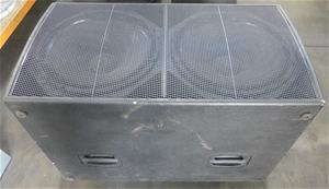 1 x Probel speaker with wheels