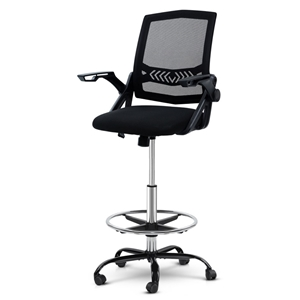 Artiss Office Chair Veer Drafting Stool