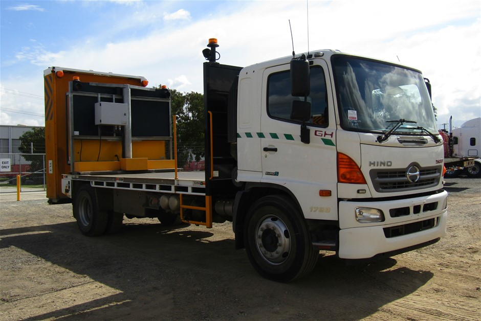 used 4x4 trucks for sale australia | Graysonline