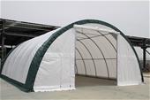 Unused Ground Mounted Shelter