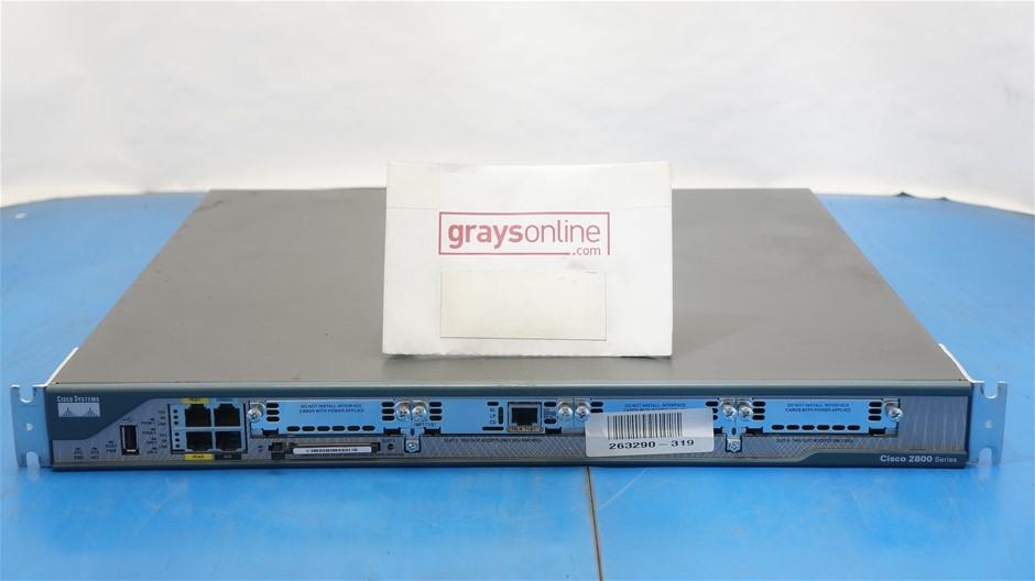 Cisco Cisco 2801 Router