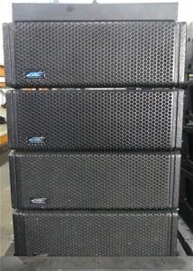 4 x Blackbird Line Array System TLA306