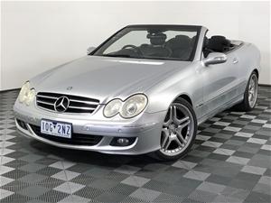 2005 Mercedes Benz CLK280 Avantgarde Aut