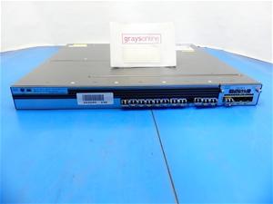 Cisco C3KX-NM-1G Switch