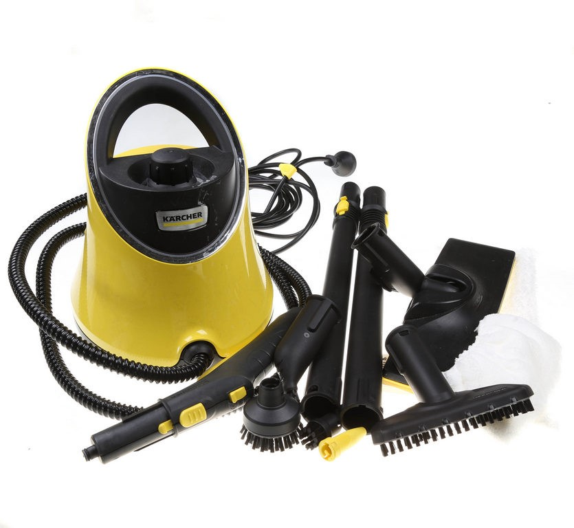 KARCHER SC2 Deluxe EasyFix Premium Steam Cleaner. N.B. Has had some use. (S