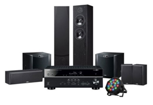 Yamaha LiveSTAGE 6500 Home Theatre Syste