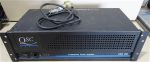 QSC Power Amplifier USA850
