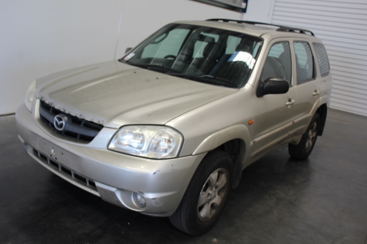 2005 Mazda Tribute Luxury Automatic Wagon